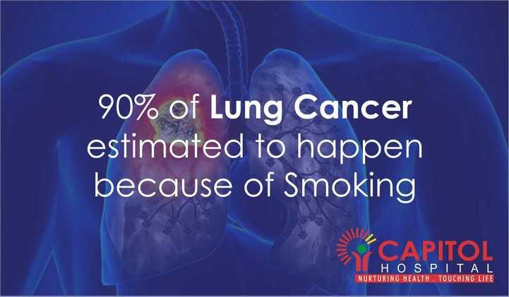 SMOKING CAUSES CANCER